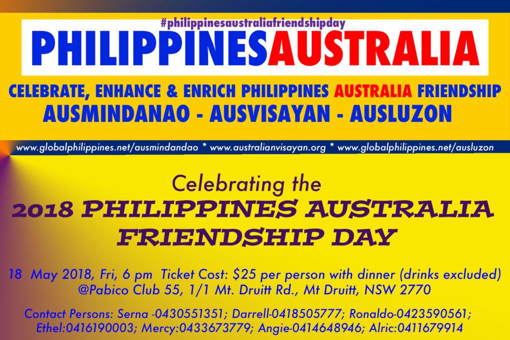 AUSLUZON-Philippines-Australia-Friendship-Day-2018