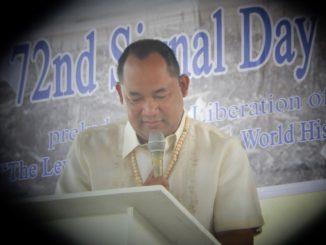 Leyte Vice Governor Carlo Loreto