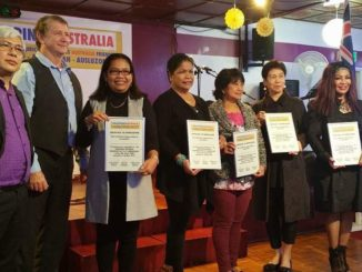 Philippines Australia Friendship Day 2017 celebration.