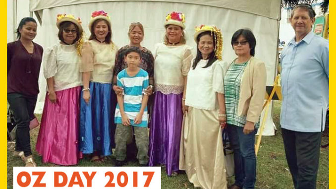 OZ Day 2017-Australia Day 2017- Wollonggong-New South Wales