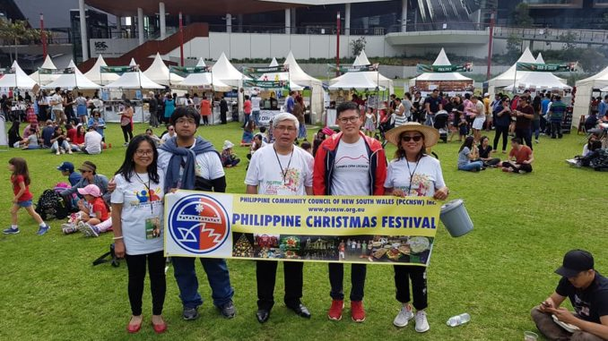 Philippine Christmas Festival 2017