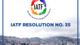 IATF Resolution 35